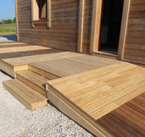 Terraces Decking